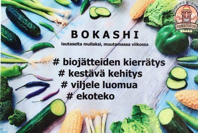 Bokashi on ekoteko